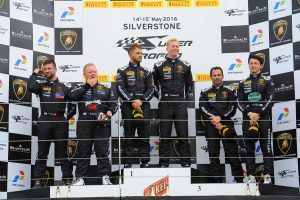The Team Raton Racing Leaves Silverstone with second place in the championship standings pro, two pole, a victory and a podium