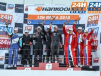 Deverikos takes an impressive class win at 12h Imola