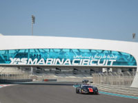 Deverikos takes an impressive class win at Gulf 12h Abu Dhabi race