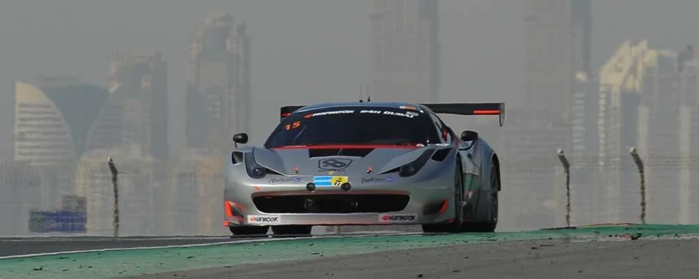 Glorax - Ferrari, Dubai 24 hours