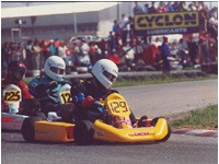 The next step is CARTING. Best place 1st in semifinal series in the Greek Chammpionship